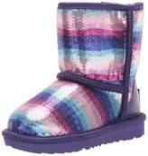UGG Girls' Classic II Sequin Fashion Boot