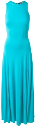 Versace Pre-Owned sleeveless maxi dress