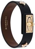 Givenchy buckled bracelet