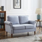 Thumbnail for your product : Winston Porter Roll Arm Sofa