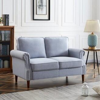 Winston Porter Roll Arm Sofa