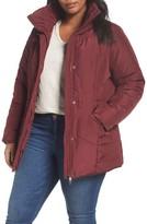 Junarose Plus Size Women's Valsi Puffer Jacket