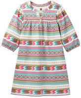Tea Collection Catamarca Henley Dress (Toddler, Little Girls, & Big Girls)