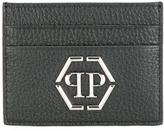 Philipp Plein 'Dacca' cardholder - men - Calf Leather - One Size