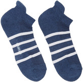 Ganryu Indigo Striped Socks