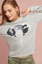 Uzma Bozai Embellished Elephant Sweatshirt