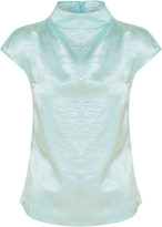 Anna Quan Krista Satin Top