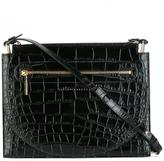 Victoria Beckham crocodile effect crossbody bag