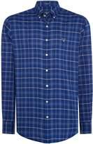 Gant Windowpane Checked Shirt