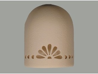 Foundry Select Brookline Southwestern Hood-Fan LED Outdoor Flush Mount
