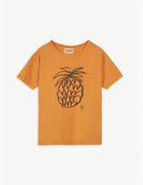 Bobo Choses Pineapple print cotton T-shirt 4-11 years