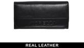 Fiorelli Sarah Leather Zip Around Wallet - Black