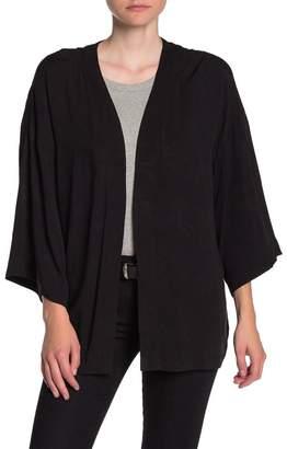 Daniel Rainn DR2 by Jacquard Cropped Kimono
