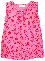 Kate Spade Heart Nellie Top (Big Girls)