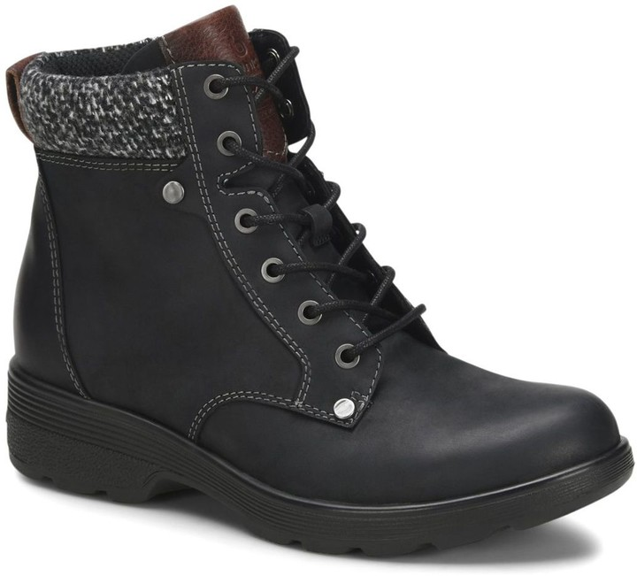 bionica All-Weather Leather Hiker Boots