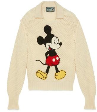 Gucci Disney x wool jumper