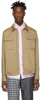 Moncler Tan Stephane Jacket