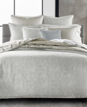 Hotel Collection Tessellate King Comforter Bedding