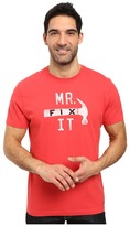 Life is Good Mr. Fix It Hammer Crusher Tee