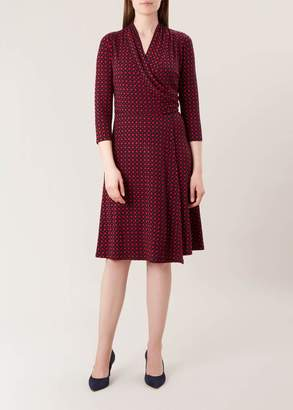 Hobbs April Wrap Dress