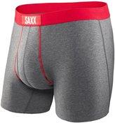 Saxx 24-Seven Men Underwear Boxer Briefs with Fly, Regular Fit, 5 Inch Inseam