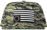Black Scale Camo Rebel Flag New Era Cap