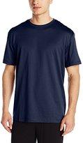 Majestic International Men's Down Time Knit Short Sleeve Sleep Shirt