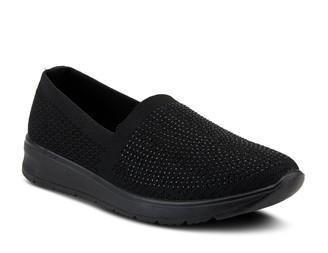 Spring Step Flexus By Fabric Sporty Slip-Ons -Century