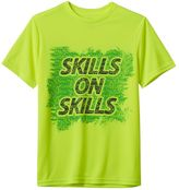 Tek Gear Boys 8-20 Skill On Skills Tee