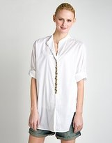 Sequined Placket