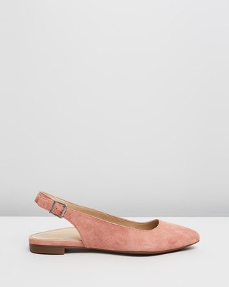 Vionic Women's Loafers - Jade Slingback Flats - Size One Size, 7 at The Iconic