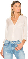 L'Agence Ryan Blouse in Beige. - size XS (also in )