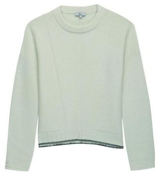 Rails Snowglobe Joanna Sweater - S - White/Silver