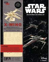 Star Wars Incredibuilds X-Wing Deluxe Book and Model Set (Hardcover) (Michael Kogge)