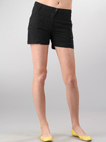 K.A.& by Katayone Adei Short with Zipper Back Pocket
