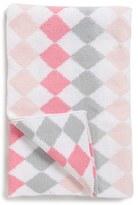 Nordstrom Diamond Pattern Chenille Blanket
