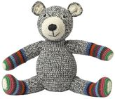 Anne Claire Teddy Hand-Crocheted Organic Cotton Bear