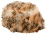 Etro Tan Fur Hat