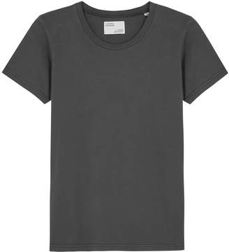 Colorful Standard COLORFUL STANDARD Dark Grey Cotton T-shirt