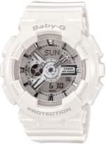 Casio Baby-G Big Case Series BA-110-7A3JF Women's Watch (Japan Import)
