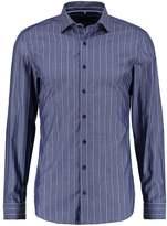 Eterna Slim Fit Formal Shirt Dunkelblau