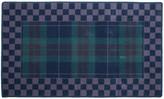 Thumbnail for your product : Mackenzie Childs MacKenzie-Childs - Peacock Tartan Rug - 70x119cm
