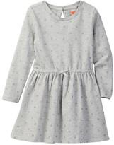 Joe Fresh Heart Dress (Toddler & Little Girls)