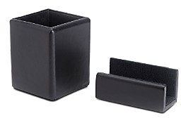 ROYCE New York 2 Pc. Suede Lined Executive Desk Accessory Set