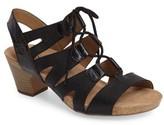 Josef Seibel Women's Ruth 29 Lace-Up Sandal