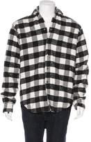Vetements Plaid Flannel Jacket