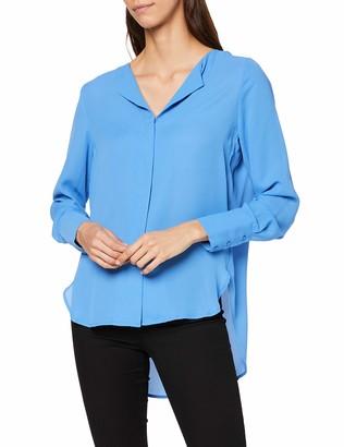 Selected Women's Slfstina-dynella Ls Shirt B Blouse