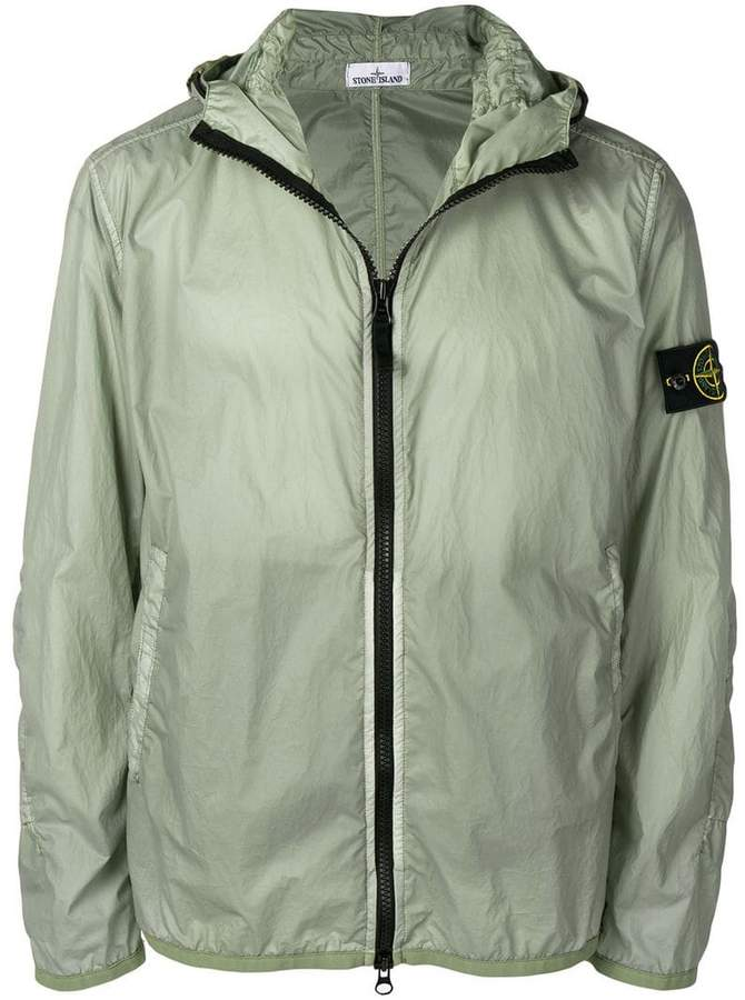 baed297740753 Stone Island Green Outerwear For Men - ShopStyle Canada