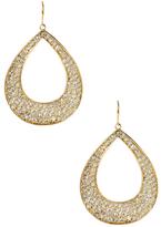 Amrita Singh Athena Oval Hoop Earrings