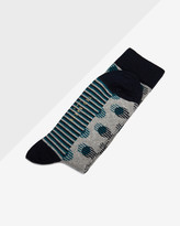 Striped And Spotted Socks